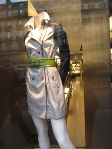 jacket with two trends