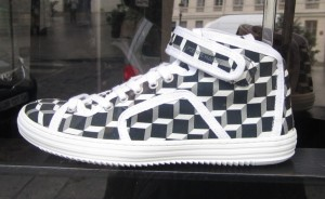 scout by bungalow graphic print sneakers pierre hardy