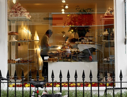 bakery and takeout restaurant in london