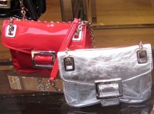 scout by bungalow rectangle shape roger vivier purse