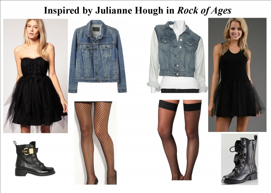 film amp fashion buzz rock of ages scouted
