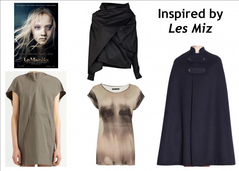 inspired by les miz
