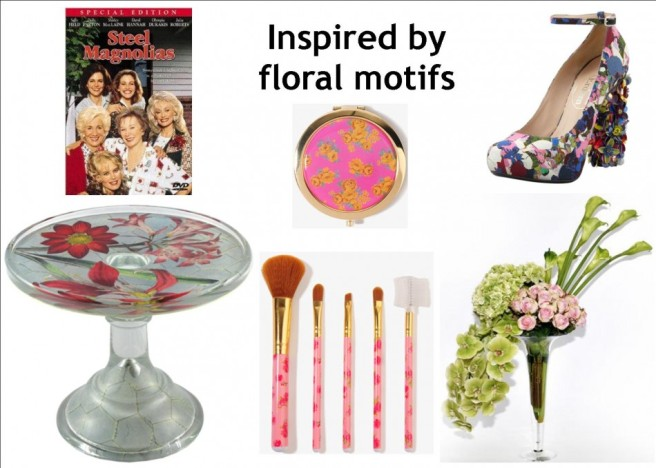 inspired by steel magnolias