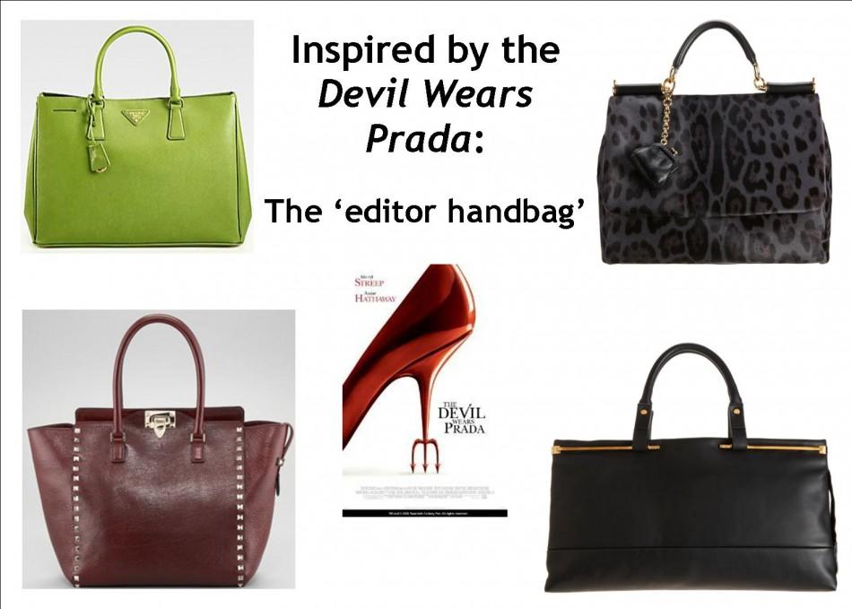 inspired by the devil wears prada