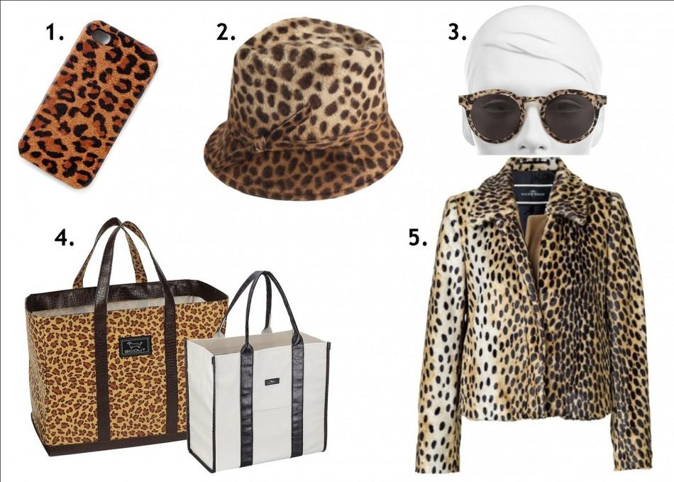 leopard pieces