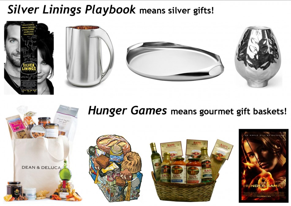 silver linings playbook and hunger games