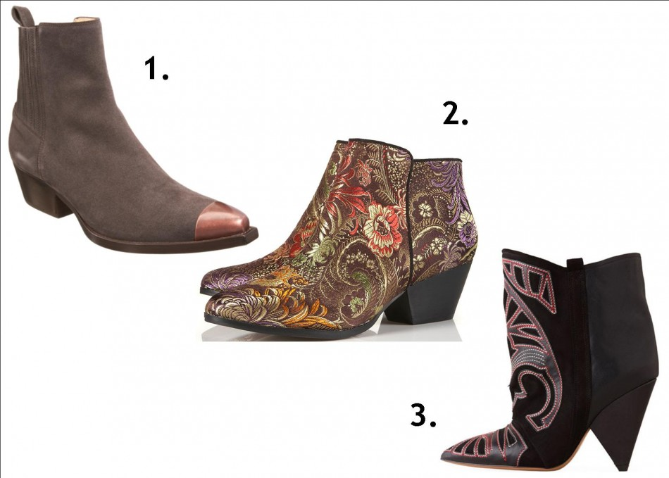 western shoes