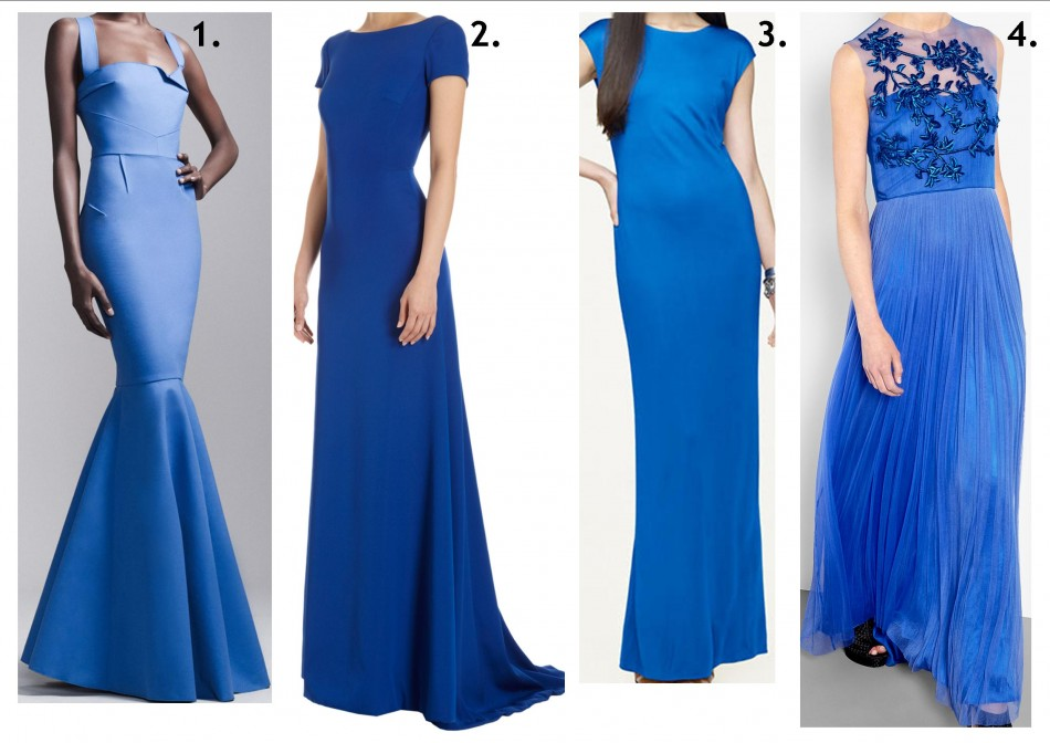 boundless blue gowns