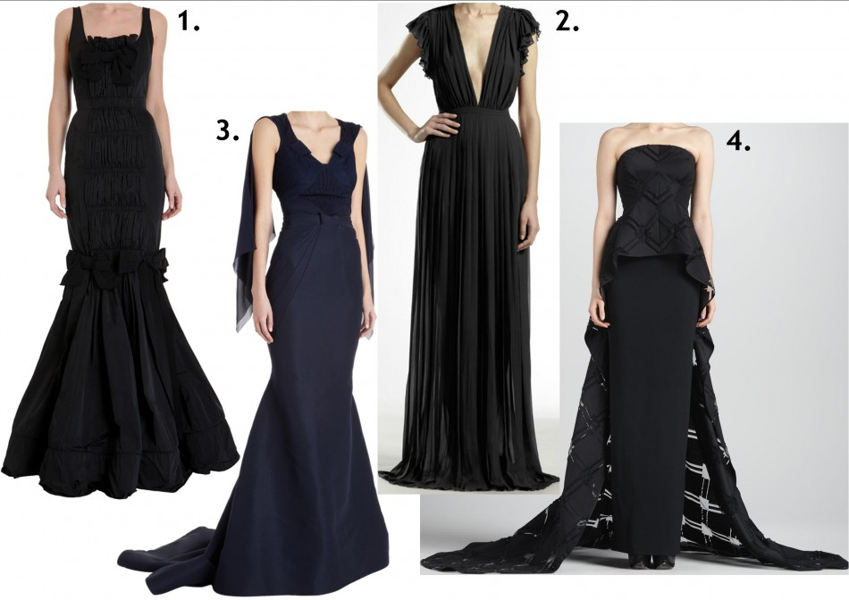 dark enchantment gowns