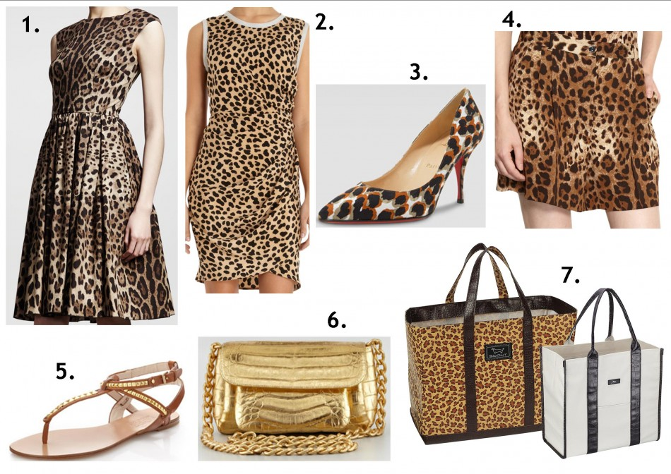 def leopard and croc looks