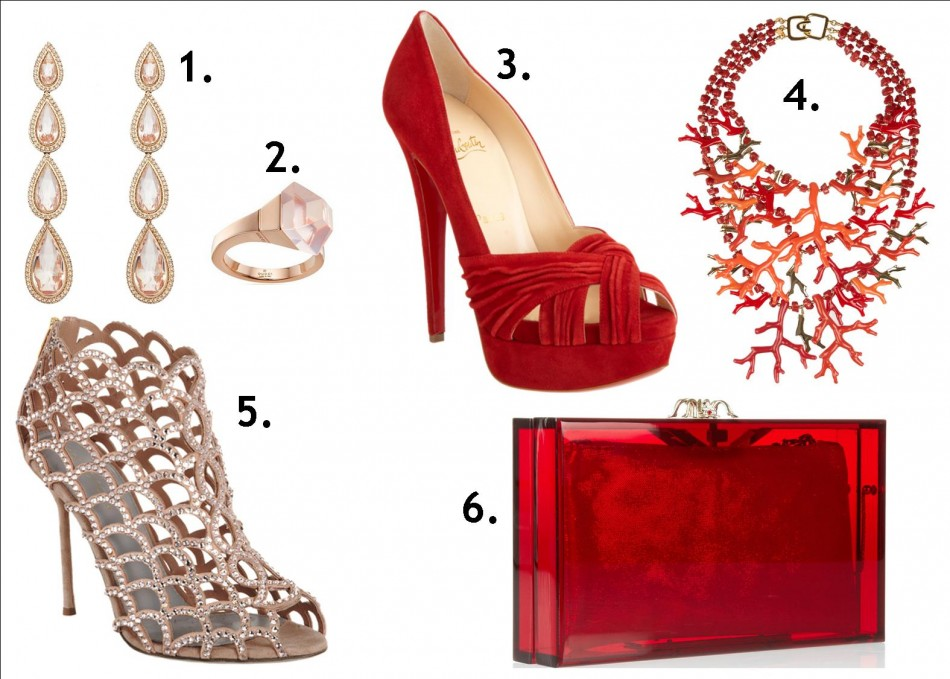 fiery romance accessories