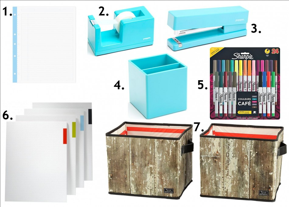 storage for your traveling desk