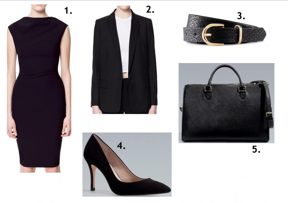 wall street professional outfit 1