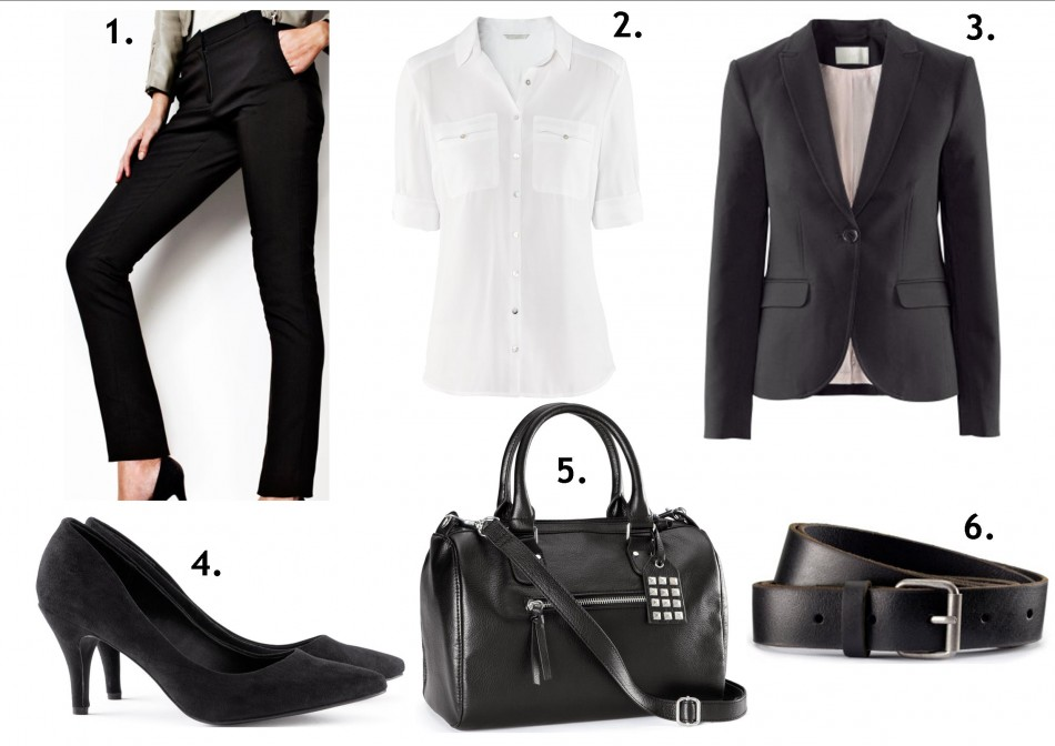 wall street professional outfit 2