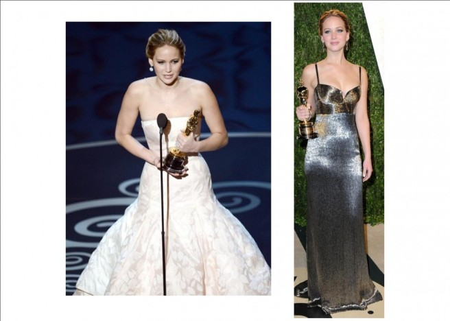 best dressed from awards to after party