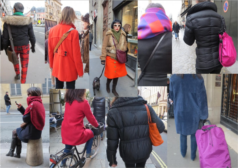 street style dark and bright coats 1