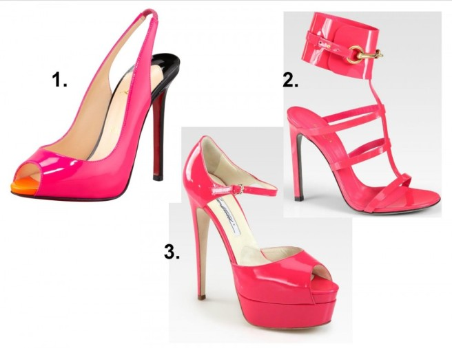 colorful patent shoes 2