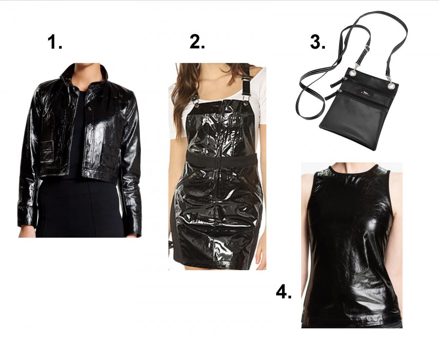 patent leather fashion 2