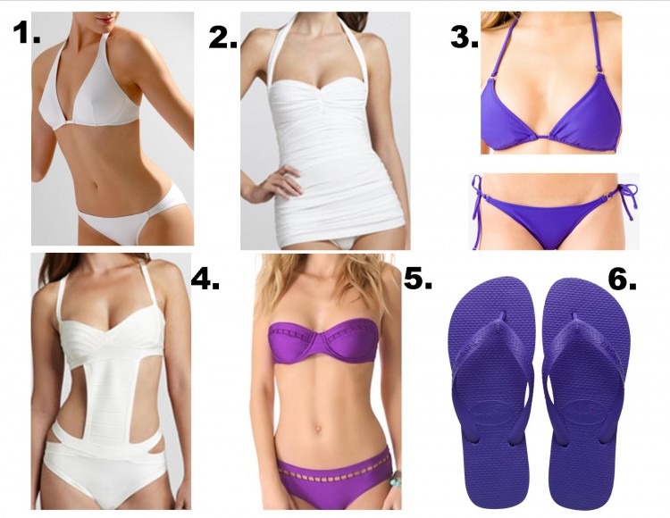 stash your swimsuits