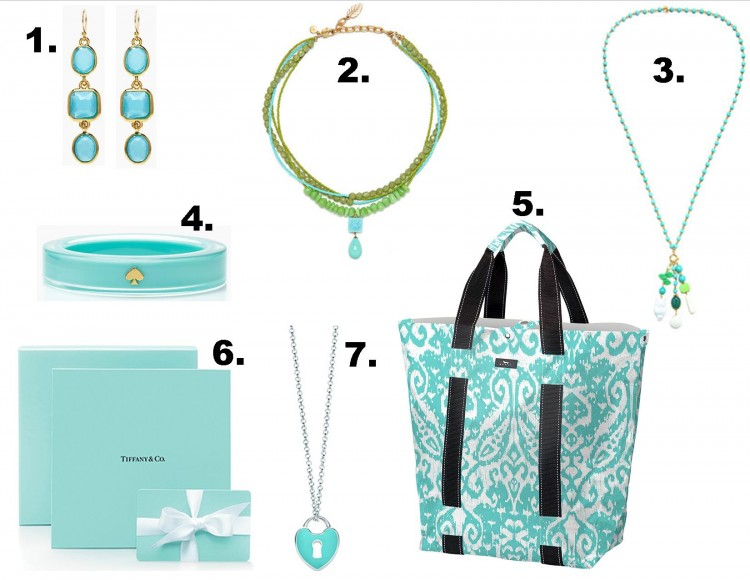 seafoam jewelry