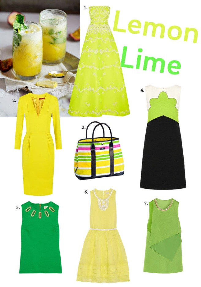summer sizzle- lime rickey