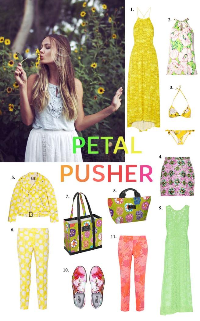 summer sizzle-petal pusher