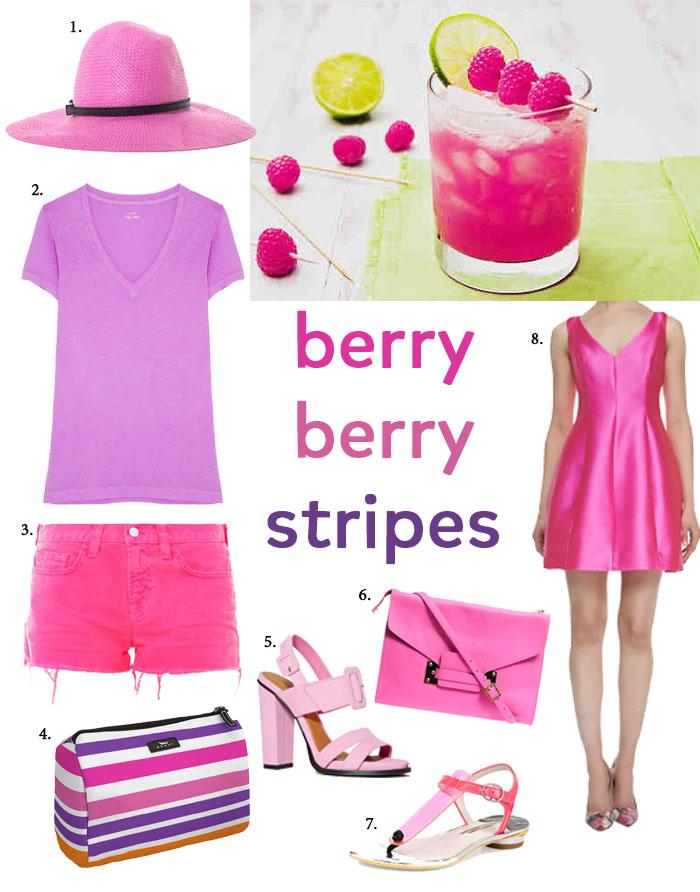 summer sizzle-raspberry fizz