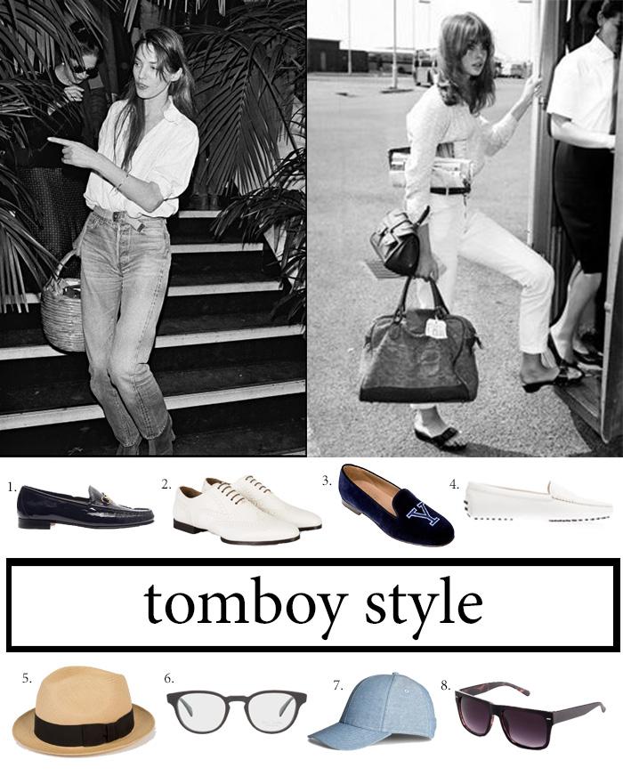tomboy style 1