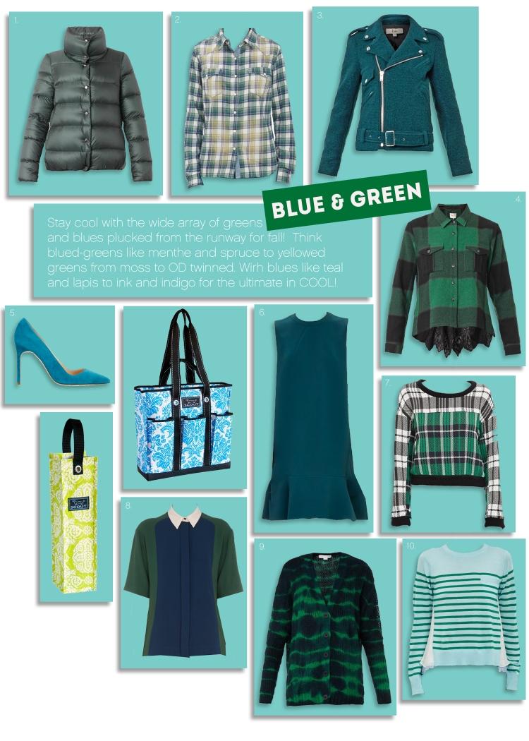 Blue&Green
