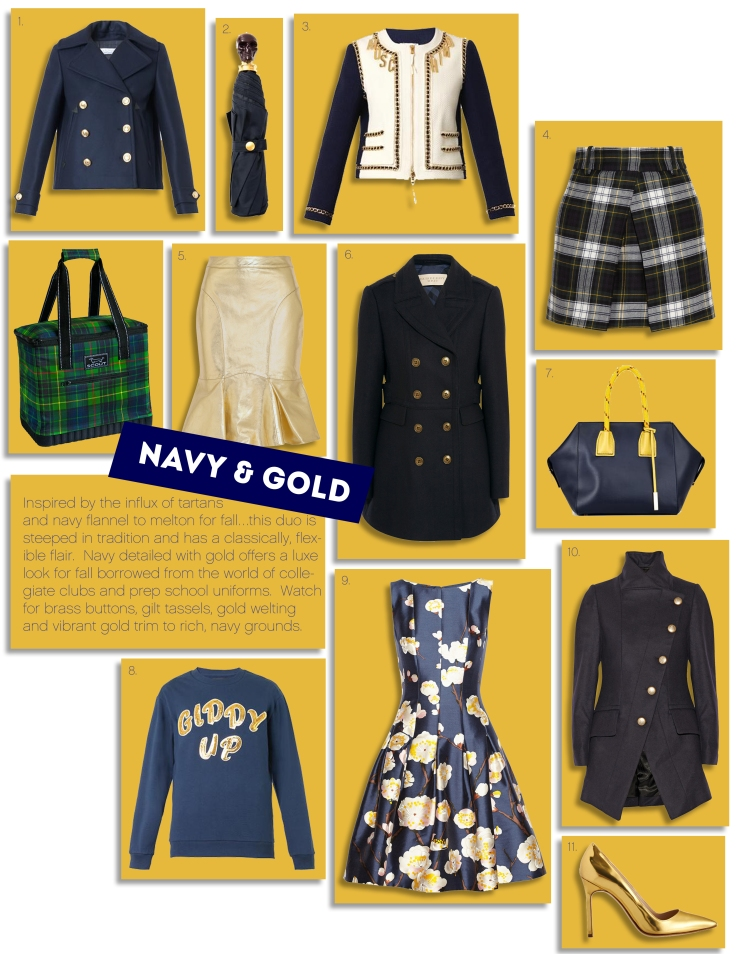 Navy&Gold