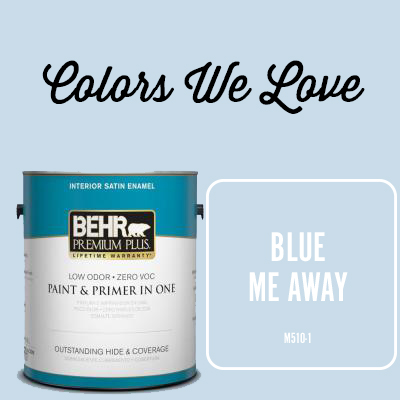 behr blue colors we love