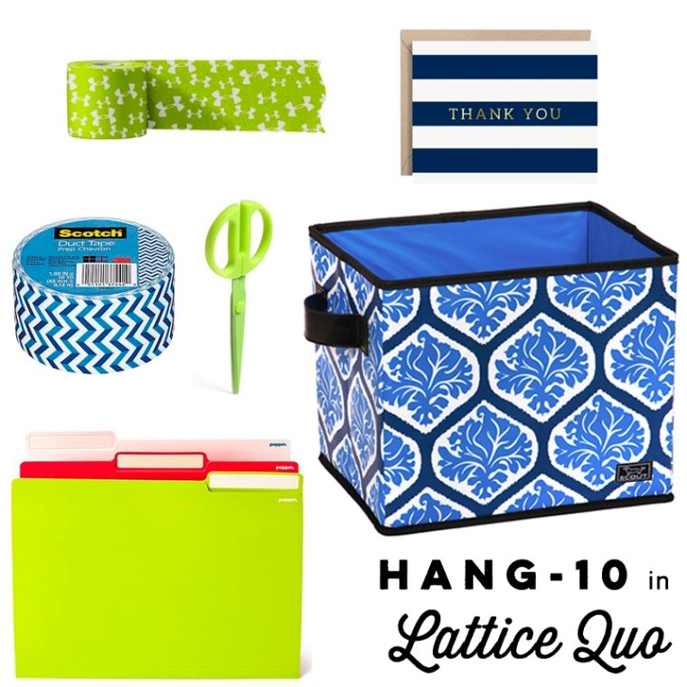 lattice quo hang 10