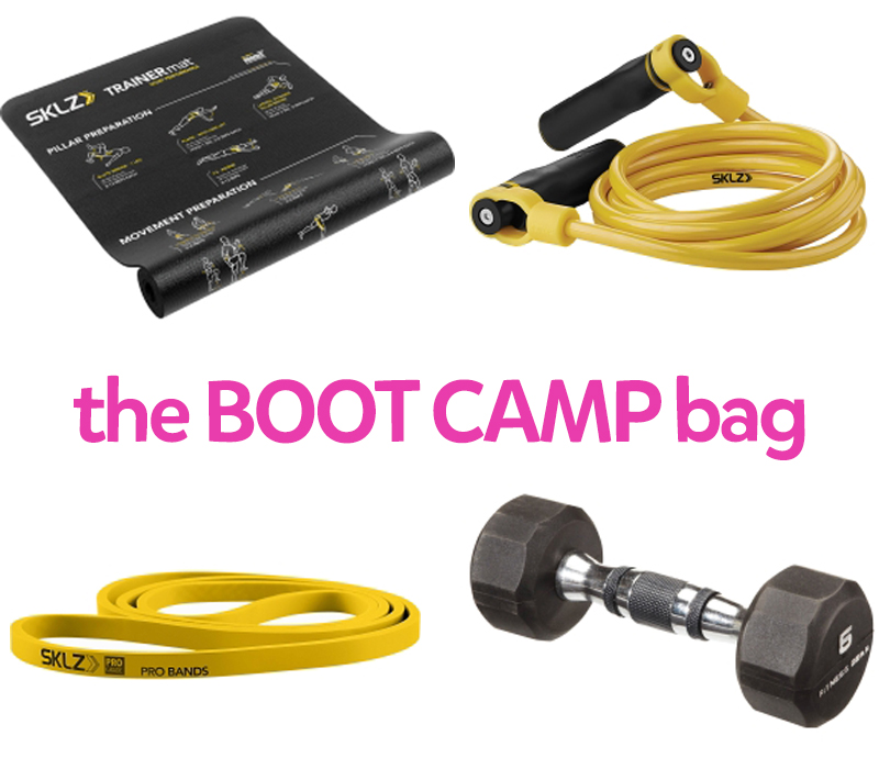 bootcamp essentials