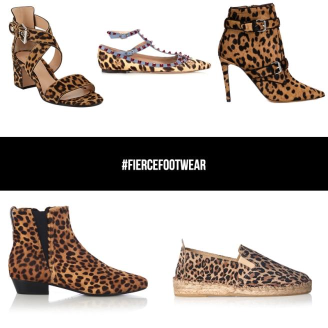 #fiercefootwear