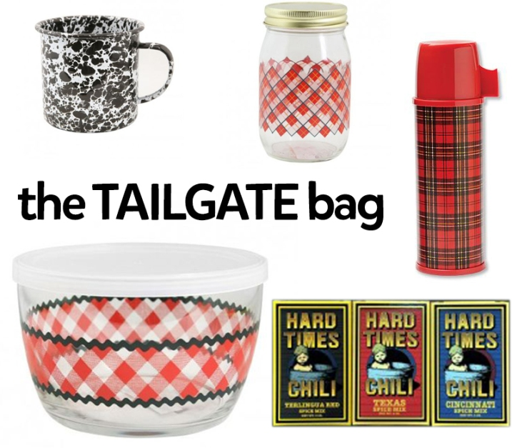 the tailgate bag