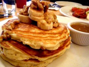 clinton pancakes